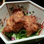 53505962 - 小鉢は若鶏の唐揚げを選択