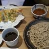 嘉玄 - 料理写真:天ざる蕎麦@1,190