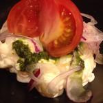 肉寿司 - 肉寿司のポテトサラダ