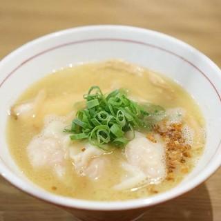 地球の中華そば - 料理写真: