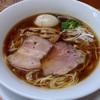 中華そば 大井町 和渦 - 料理写真:醤油そば(アヒージョ抜き)750円