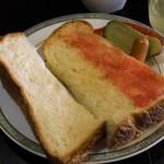 しろかねPanPan堂 - ホテルブレッドで朝食