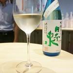 肴糀醸 やしろ - 日本泉