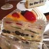 ハーブス - 料理写真:フレッシュフルーツケーキ ¥950