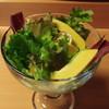 旬洋膳 椿 - 料理写真:季節のサラダ