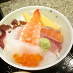 秀吉 - 海鮮丼