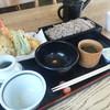 蕎麦や なか野 - 料理写真:天ざる 1350円