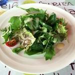 街のフレンチ洋食レストラン ふじゅう  - サラダ