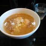 ふらり - 豚骨醤油ラーメン