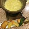 割烹日菜 - 料理写真:和風チーズフォンデュ