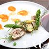 Petit - 料理写真:桜ひめどり ウサギ パンチェッタのルーロー