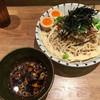 麺屋ぬかじ - 料理写真:鰹ダシの冷やし肉そば 2016.7