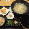 山斗 - 料理写真:釜揚げ