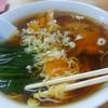 かくれんぼう  - 料理写真:醤油ラーメン 600円