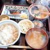 古女房 - 料理写真:麦とろ定食