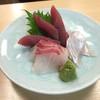 湯浅港 - 料理写真:お造り盛り合わせ