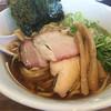 まるもり製麺 - 料理写真:醤油ラーメン 大盛  690円