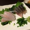 串揚げ居酒屋 維心 - 料理写真:イシダイ  炙りしめサバ