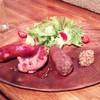 Shisui deux - 料理写真:ソーセージ3種の盛合せ 1,200円