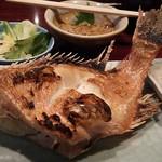 Okajouki - あこう鯛の塩焼き