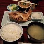 陸蒸気 - 定食(あこう鯛)