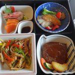 雲海 - 昼食。日本料理雲海。ANAクラウンプラザホテル稚内(北海道稚内市)