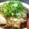 新福菜館 - 料理写真:チャーシュー麺にしました。