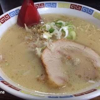 一輝亭 - 料理写真:ラーメン500円