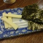 立ち呑 こひなた - チーズのり:200円