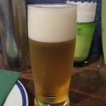 ダバインディア - 生ビール