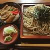 伊勢屋 - 料理写真:ざるそばミニ焼肉丼セット