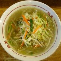 龍王 - タンメン590円