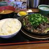 街かど屋 - 料理写真:牛タン切り落とし定食