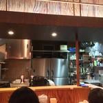 つけ麺屋 やすべえ - 厨房