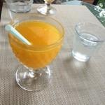 樹ガーデン - 手絞りオレンジジュース