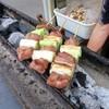 エース大松 - 料理写真:炭火焼きです