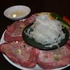 炙り焼肉 おさ - 料理写真:タン