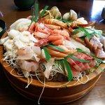 吉川鮮魚店 - お刺身盛り合わせ2人前(1人前2000円)