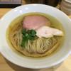 自家製麺 竜葵 - 料理写真:「塩そば」780円