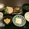 門前の湯 - 料理写真:朝食(和)の一例