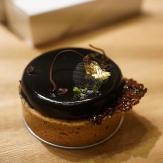 エスキス サンク - 料理写真:タルトレットショコラ