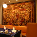レストラン ストックホルム - 落ち着いた雰囲気の店内