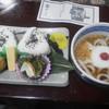 むすび むさし - 料理写真:ミニ山かけ銀セット700円(税込)