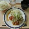 東京理科大学 第三食堂 - 料理写真:俺の定食 ¥390-