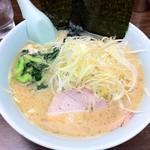 とんぱた亭 - ネギラーメン 800円