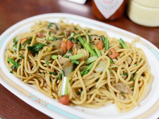 スパゲッティ ジャポネ>