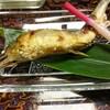 湯ヶ島温泉 湯本館 - 料理写真:鮎の塩焼き