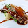 ブルワリー レストラン オラホ - 料理写真:蓼科豚のスペアリブ