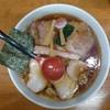 とら食堂 - 料理写真:2016年6月 焼豚ワンタン麺 麺大盛 1180円