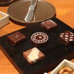 BVLGARI Il bar - チョコレート